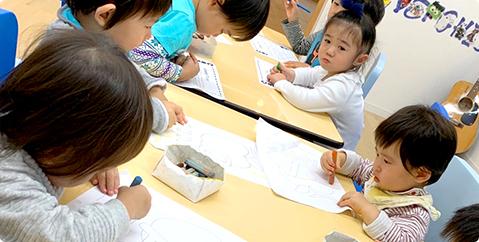 幼児クラス写真